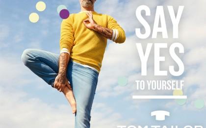 TOM TAILOR – ZEG JA!