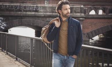 Winterjassen voor mannen 2015-2016