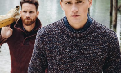 Heren Truien en Sweaters – Herfst & Wintercollectie 2016