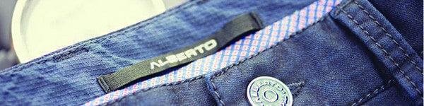 Alberto jeans en broeken