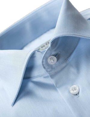 Uni / effen overhemden