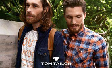 TOM TAILOR (voorjaar / zomer 2017)