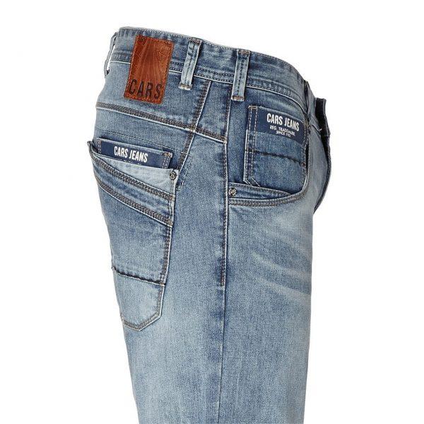 7cfbf243f73487 Cars Jeans - Chapman Milford Wash - Art.: 7423805 - Het Broekenhuis