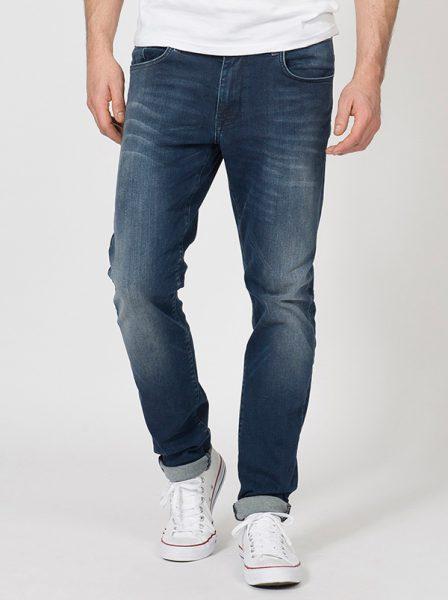 Petrol Industries Seaham Supreme 5804 blauwe heren jeans slim fit