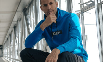 Stoer, Sportief & Casual – De Hoodie voor mannen!